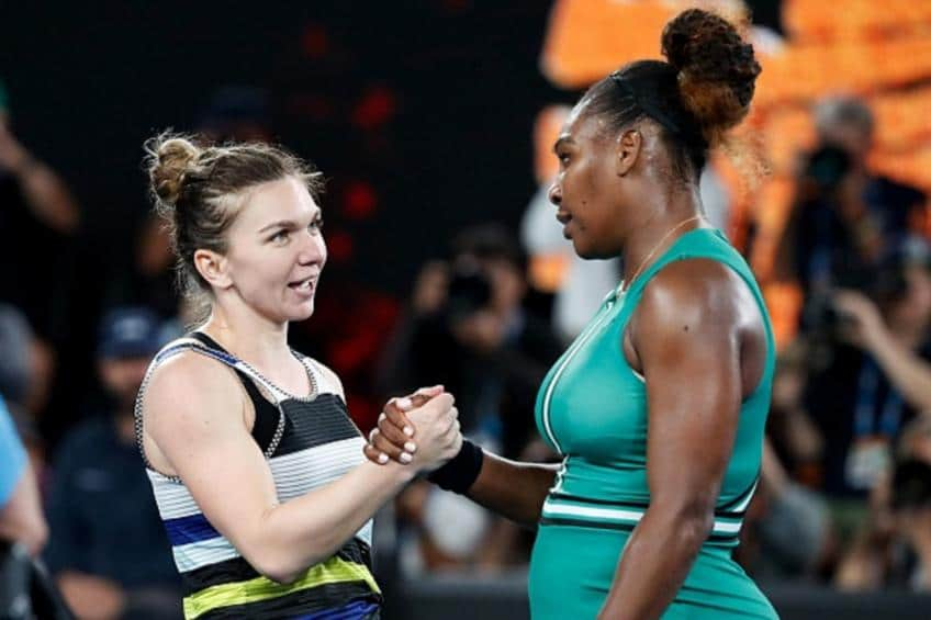 Serena Williams Praises Simona Halep S Mindset That S Why She Is No 1