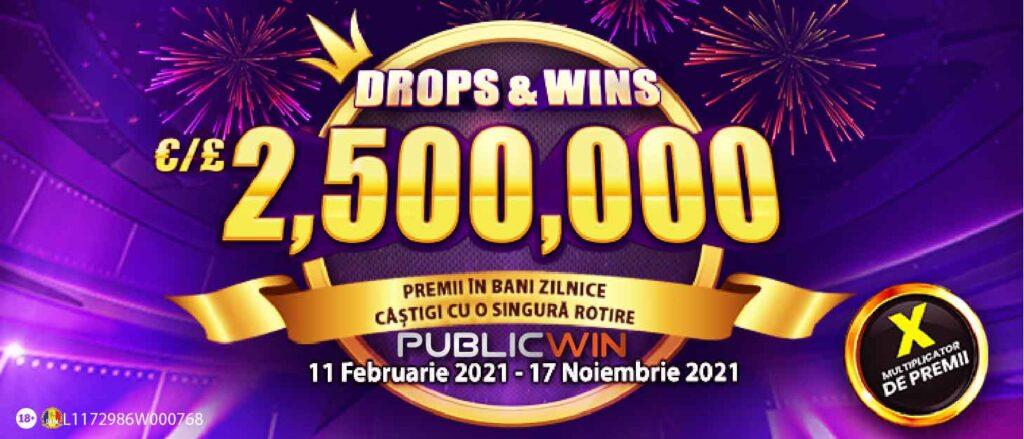 Turneu Publicwin Casino