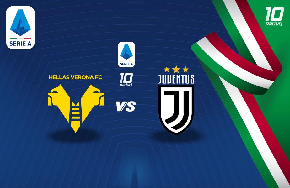 Verona Juventus Ponturi Pariuri