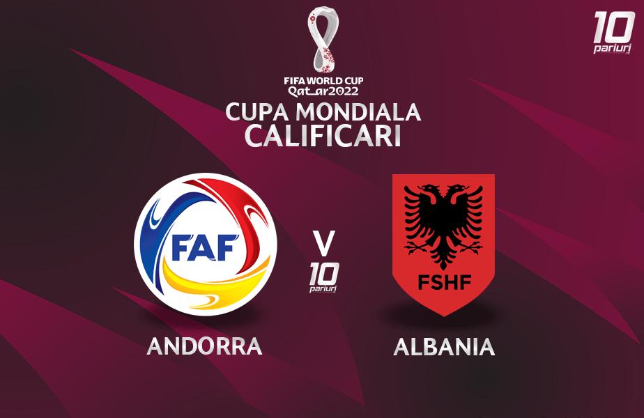 Andorra Albania Ponturi Pariuri
