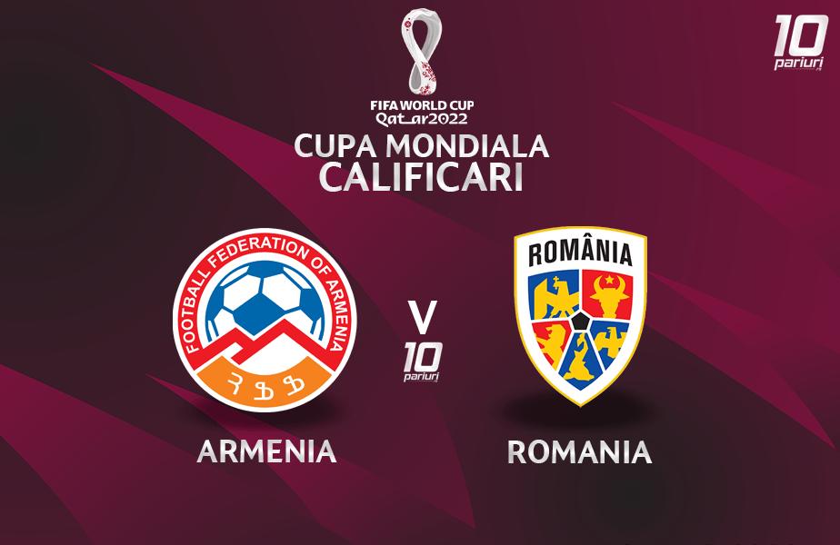 Armenia Romania Ponturi Pariuri