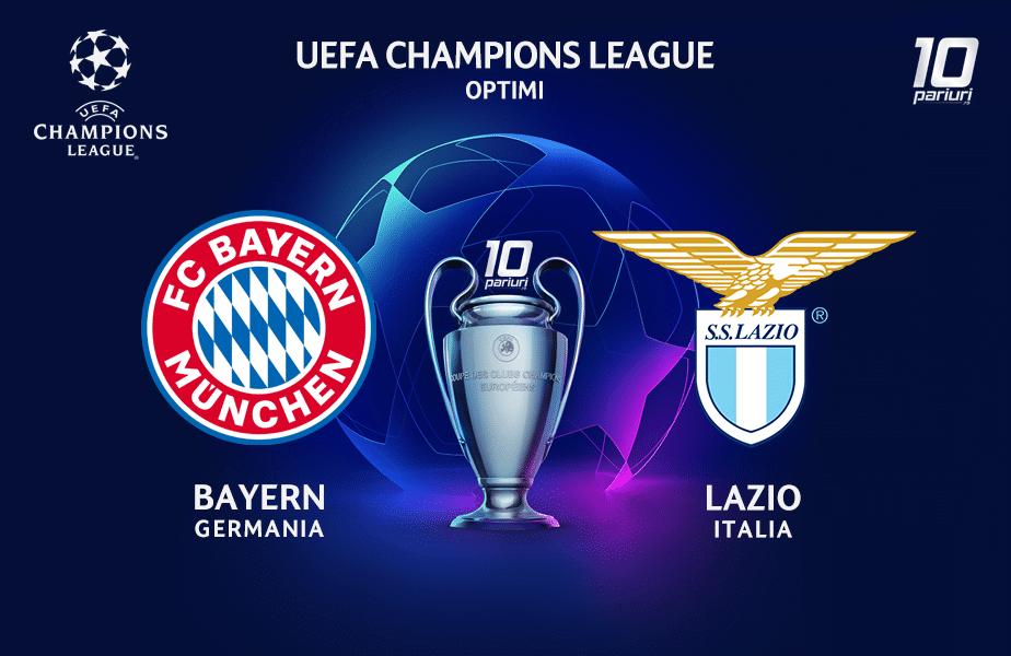 Bayern Lazio Ponturi Pariuri