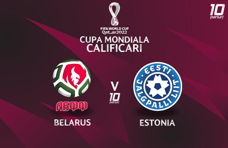 Belarus Estonia Ponturi Pariuri