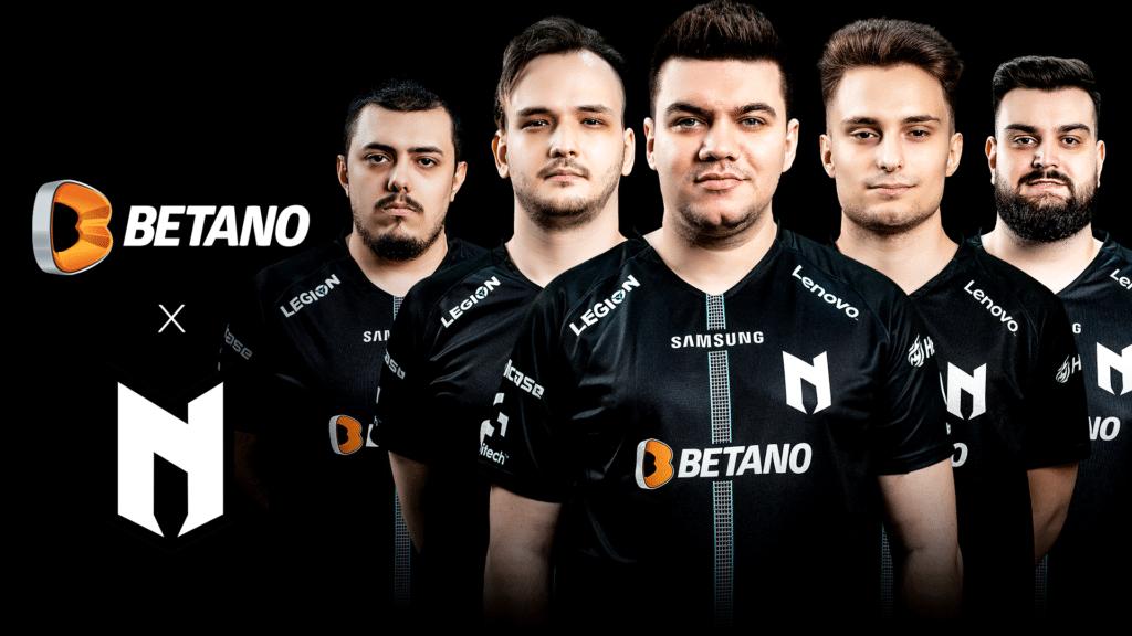 Betano Nexus Gaming