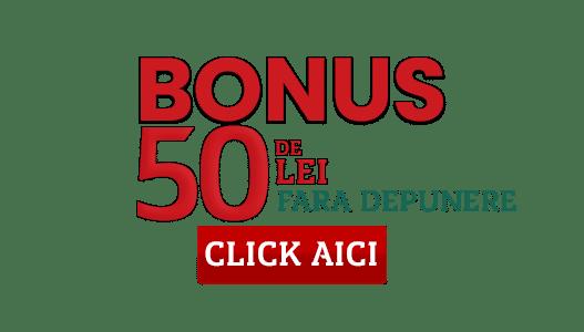 Bonus 50lei 10p