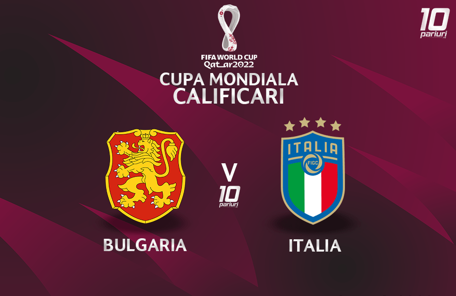 Bulgaria Italia Ponturi Pariuri