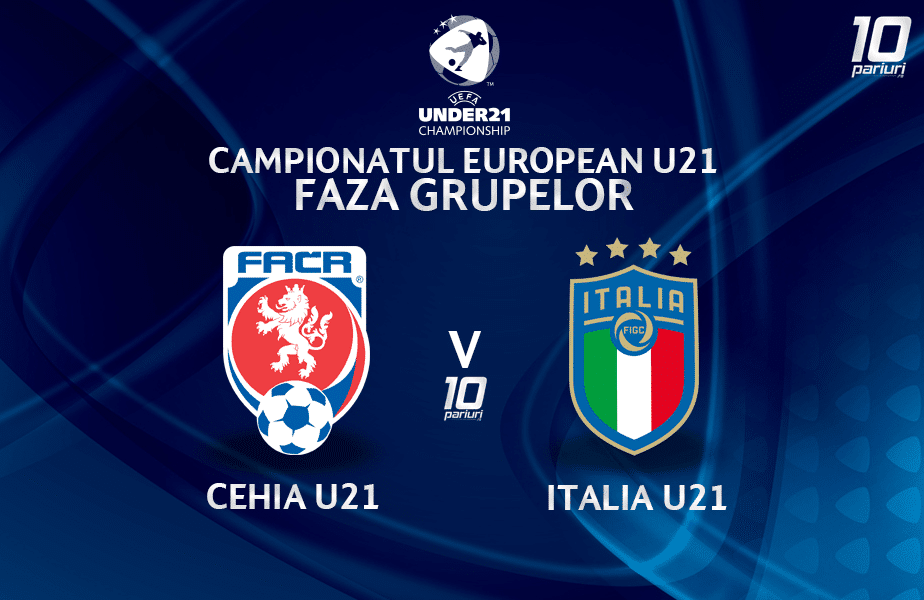 Cehia U21 Italia U21 Ponturi Pariuri