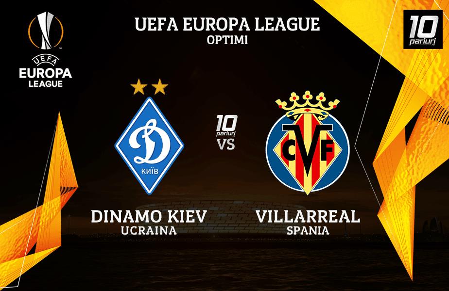 Dinamo Kiev Villarreal Ponturi Pariuri