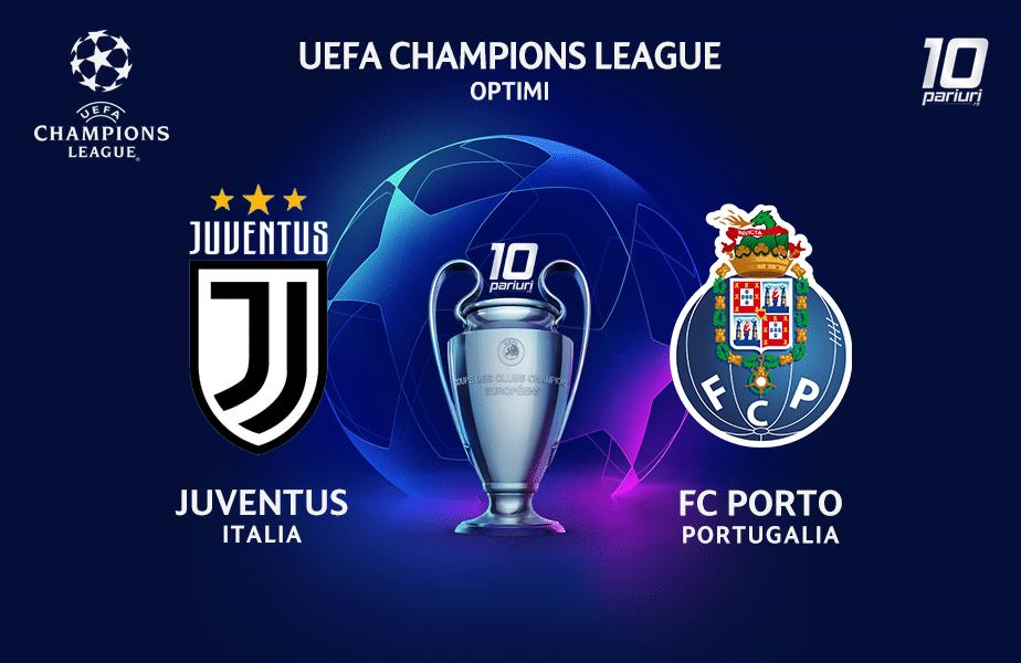 Juventus Porto Ponturi Pariuri