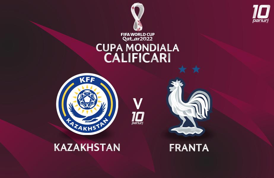 Kazakhstan -Franta - pronosticuri pariuri 28032021