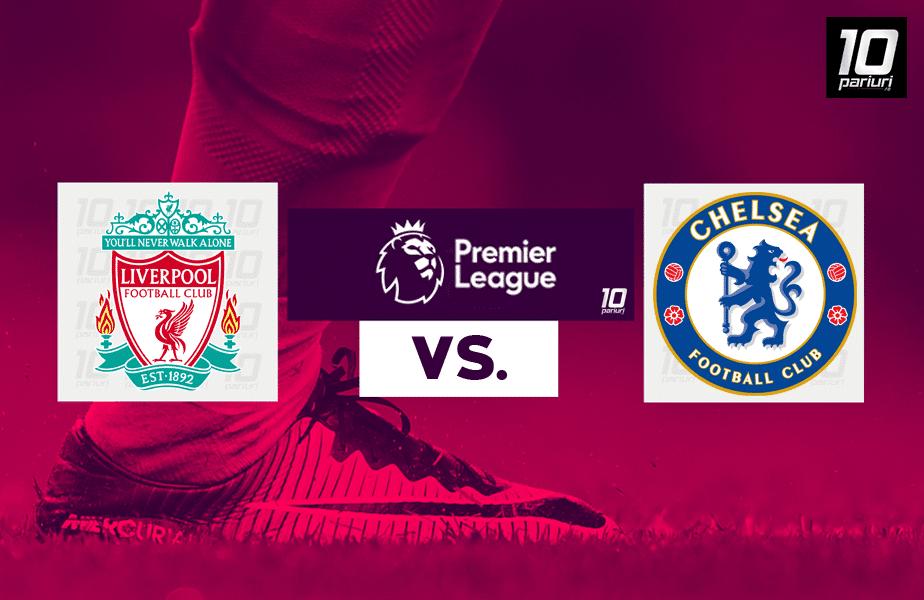 Liverpool Chelsea Ponturi Pariuri