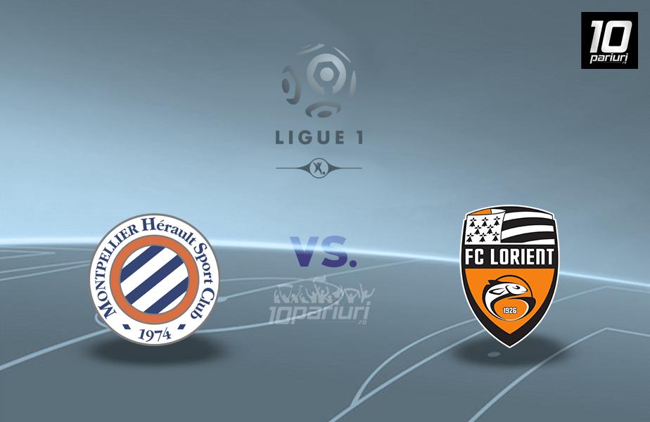 Montpellier Lorient Ponturi Pariuri