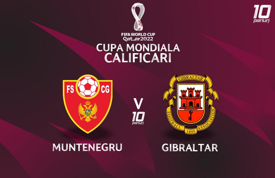 Muntenegru Gibraltar Ponturi Pariuri