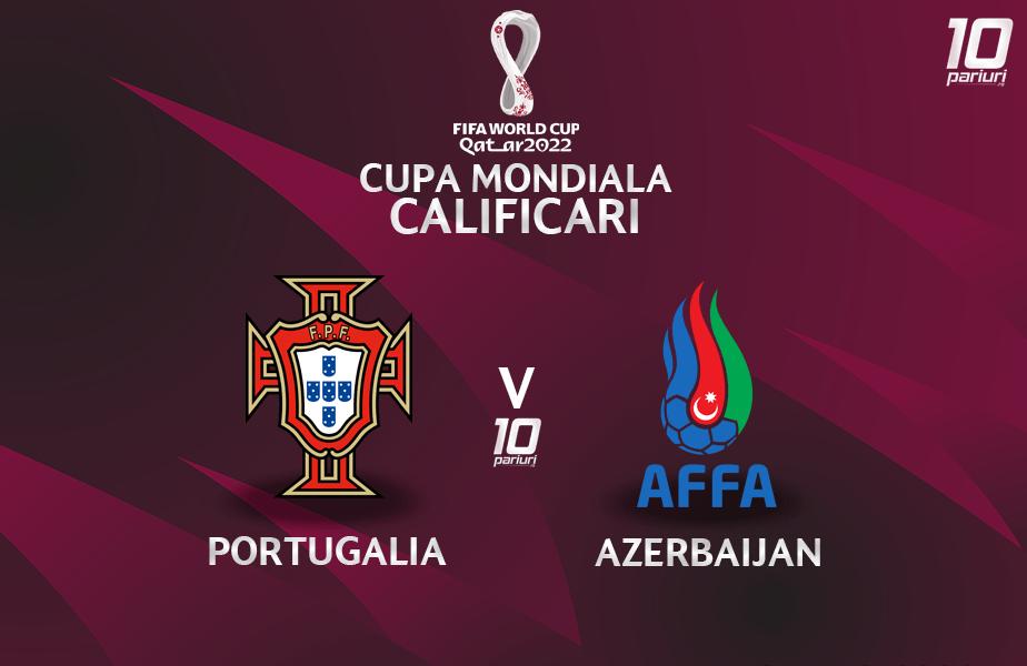 Portugalia Azerbaijan Ponturi Pariuri