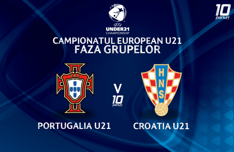 Portugalia U21 Croatia U21 Ponturi Pariuri