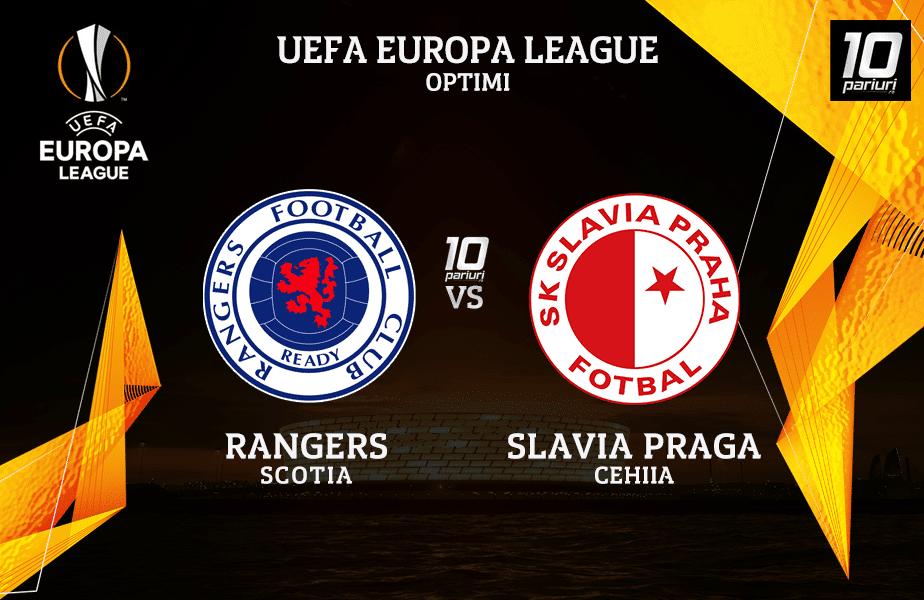 Rangers Slavia Praga Ponturi Pariuri