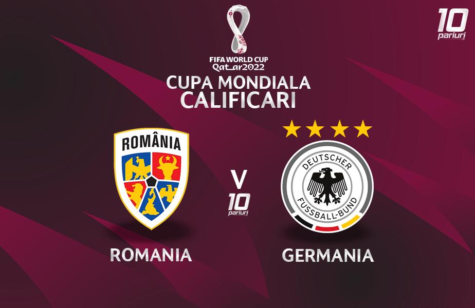Romania Germania Ponturi Pariuri