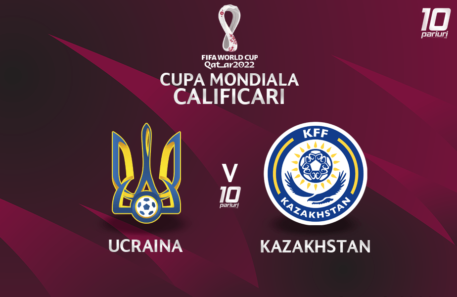 Ucraina Kazakhstan Ponturi Pariuri