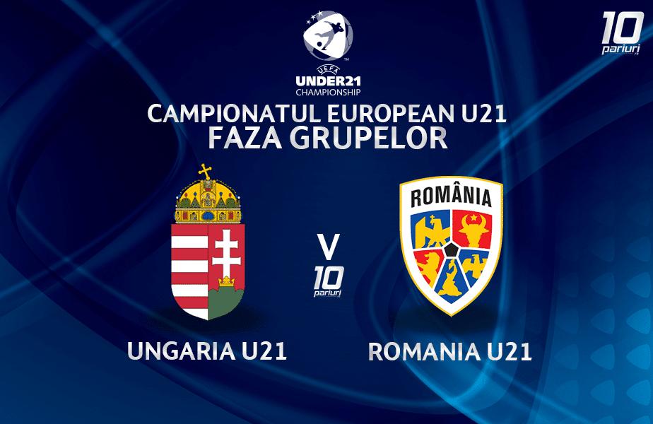 Ungaria U21 Romania U21 Ponturi Pariuri