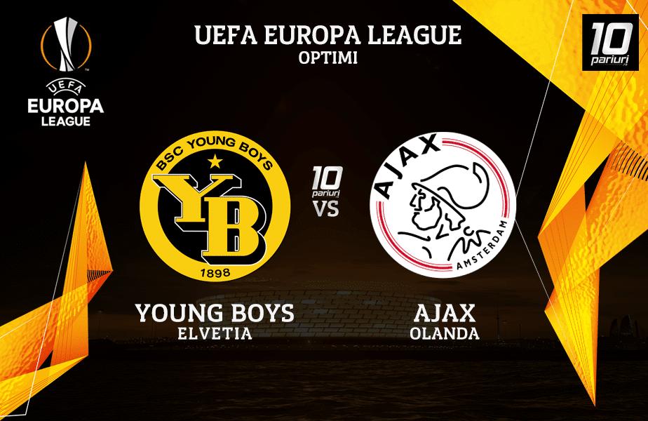 Young Boys Ajax Ponturi Pariuri