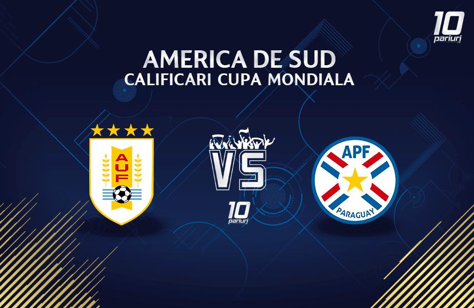 uruguay - paraguay - pronosticuri pariuri 04062021