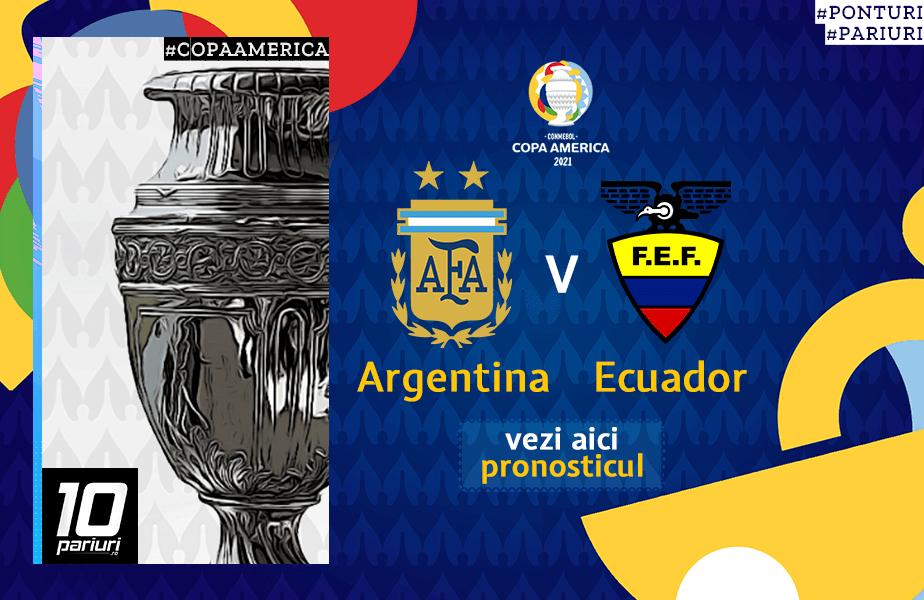 argentina ecuador ponturi pariuri
