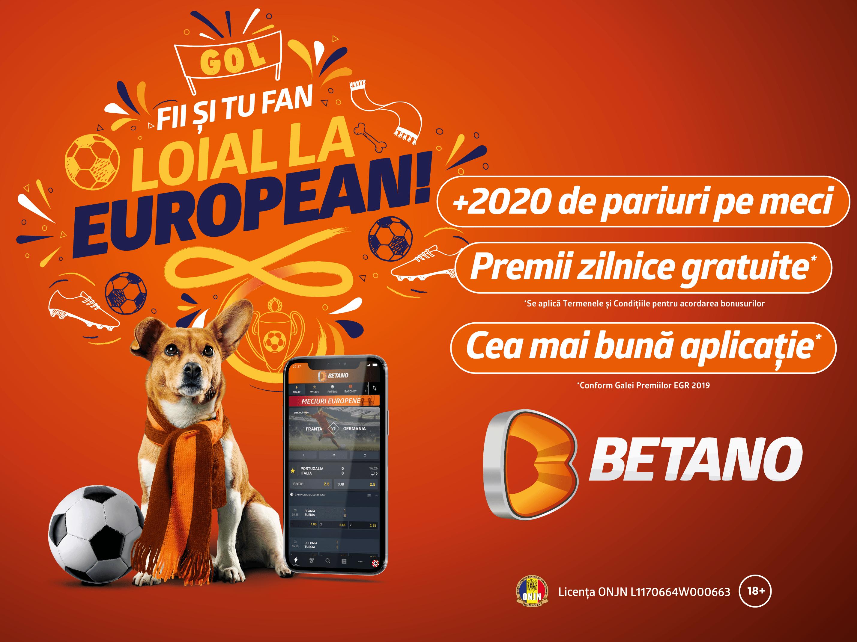 betano pariuri euro 2021