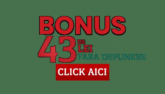 bonus 43 lei fara depunere copy