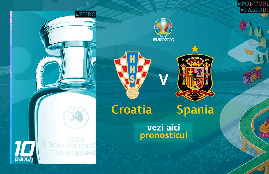 croatia spania ponturi pariuri