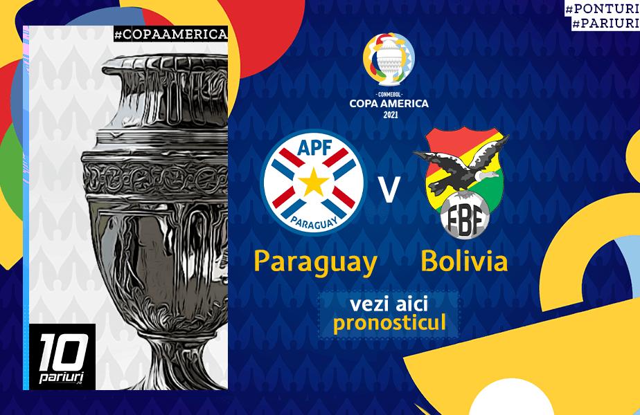 paraguay bolivia ponturi pariuri