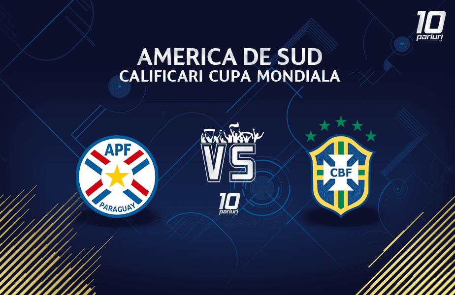 paraguay brazilia ponturi pariuri