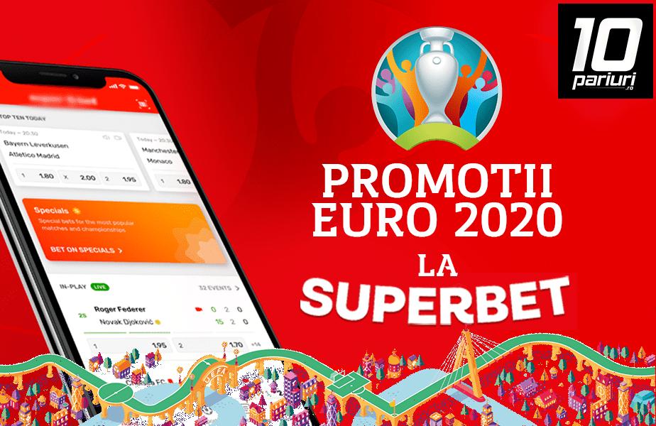 promotii euro 2020 la superbet