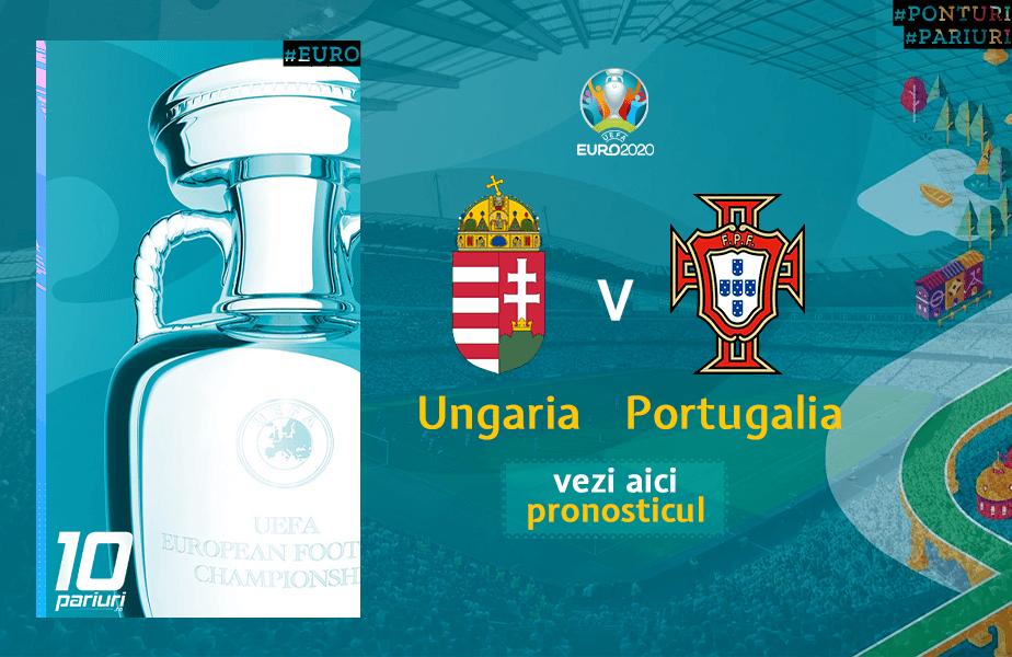 ungaria portugalia ponturi pariuri