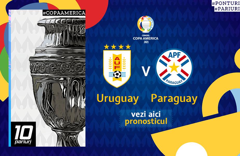 uruguay paraguay ponturi pariuri
