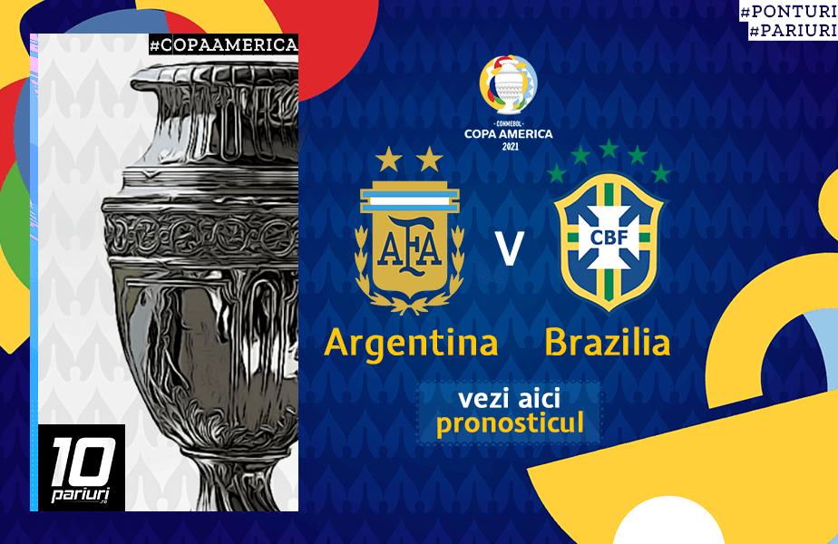 argentina brazilia ponturi pariuri