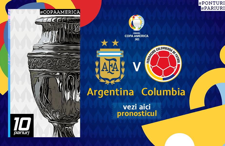 argentina columbia ponturi pariuri