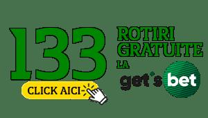 133 rotiri gratuite getsbet