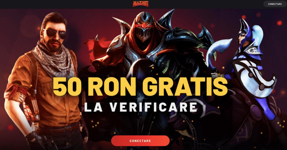 bonus maxbet esports