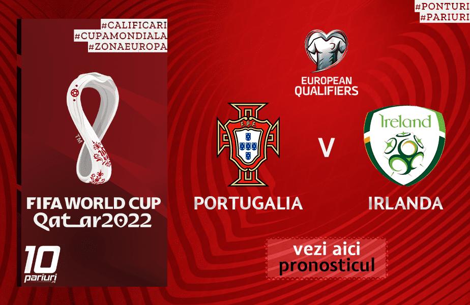 portugalia irlanda ponturi pariuri