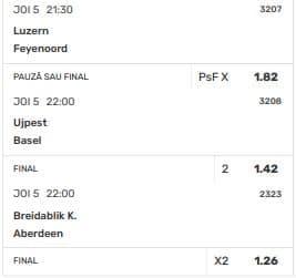 superbet europa ponturi bonus dublu 05.08.2021