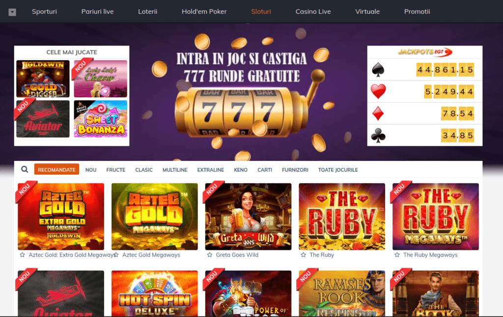 Publicwin casinou pareri sloturi