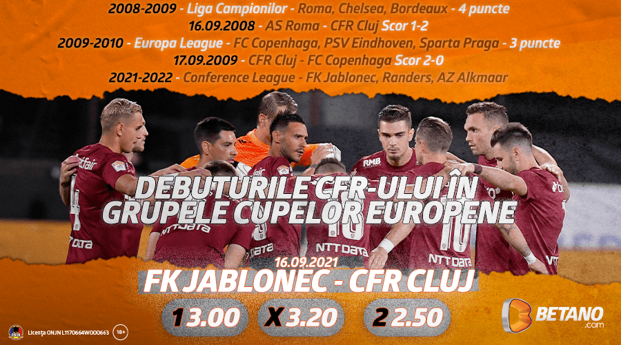 cfr cluj in conference league