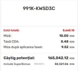cote pariuri bd pariuri superbet 18 19.09.2021 6