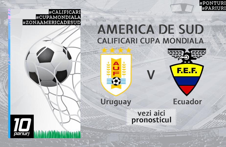 uruguay ecuador ponturi pariuri