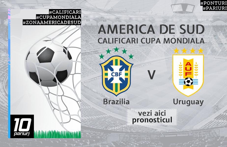 brazilia uruguay ponturi pariuri